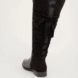 torrid Shoes | Torrid Boots 7 Wide Calf